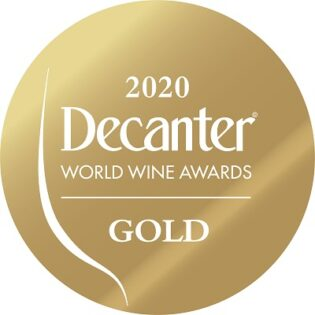 decanter gold 2020